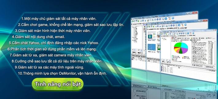 OsMonitor Phần mềm giám sát nhân viên 1