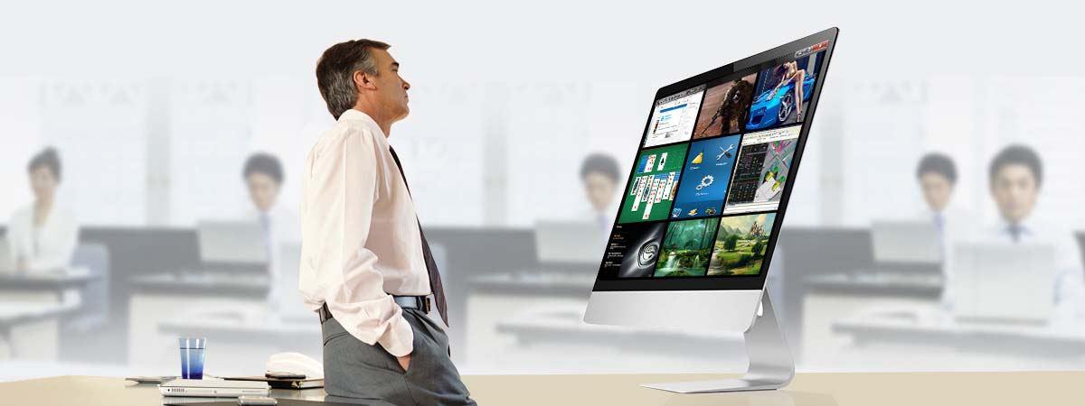 老闆需要瞭解員工在電腦上做了些什麼